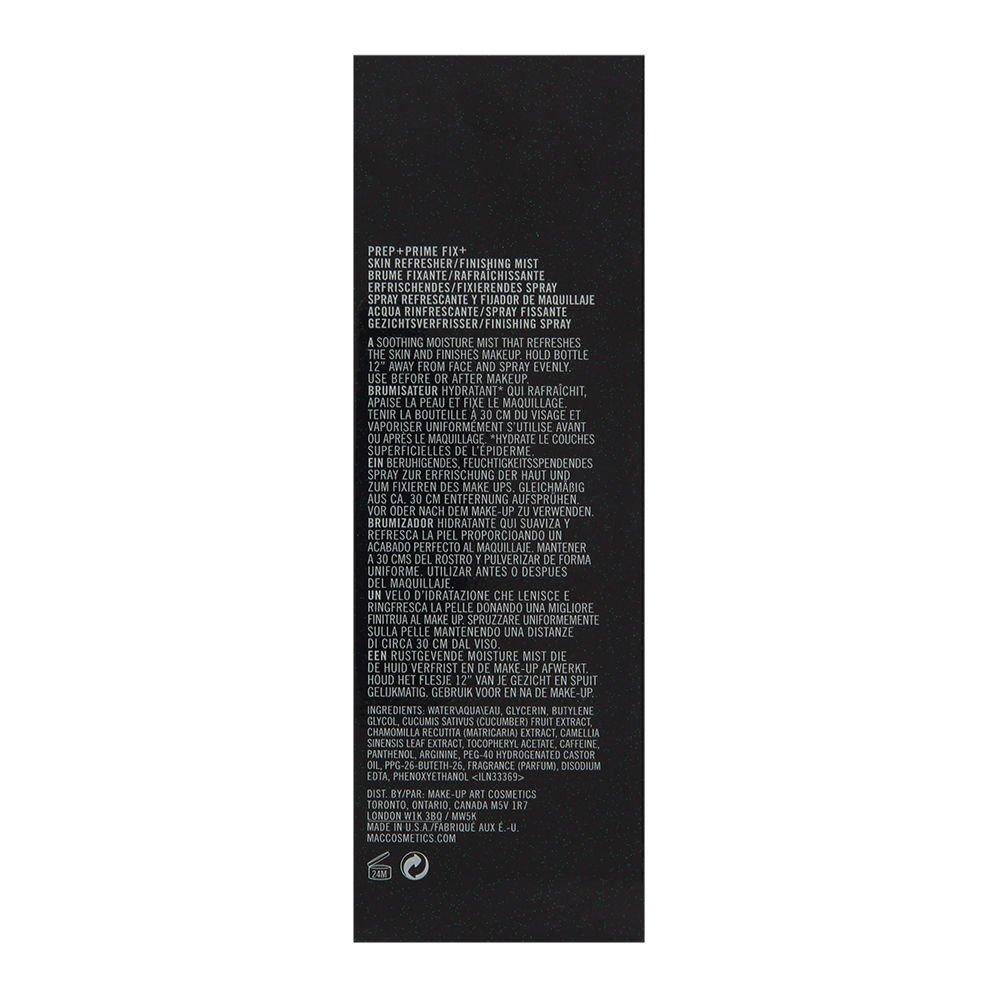 Mac Prep + Prime Fix+ Fix, 3.4 Ounce : Beauty