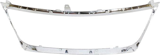 Partslink Number LX1202101 Sherman Replacement Part Compatible with LEXUS ES350 Grille surround