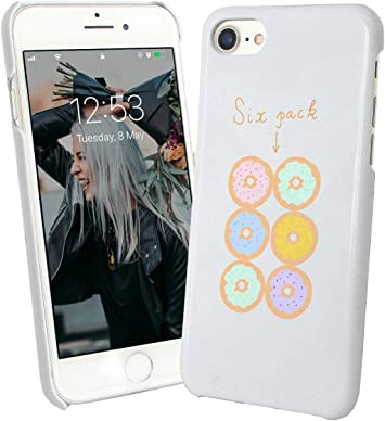 Funny Six Pack from Donuts_004744 Phone Case Cover Carcasa De Telefono Estuche Protector For iPhone 6 Plus iPhone 6s Plus Funny Christmas: Amazon.es: Electrónica
