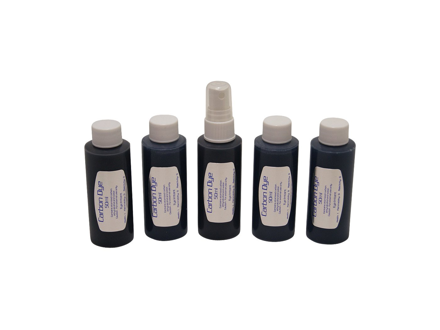 Carbon Dye 250ml for Laser and IPL Permaent Hair Removal Machines, Systems, Devices