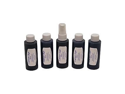 250 ml de Carbon Dye para usar con todos los sistemas de depilación láser e IPL