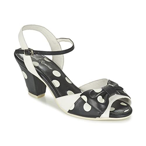 best sneakers 8273e 4a978 LOLA RAMONA SANDALO DONNA POLKADOT: Amazon.it: Scarpe e borse