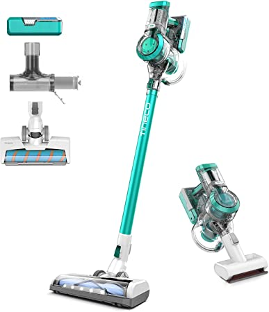 Tineco Cordless Vacuum Cleaner, A11 Master Ultra Powerful Suction ...