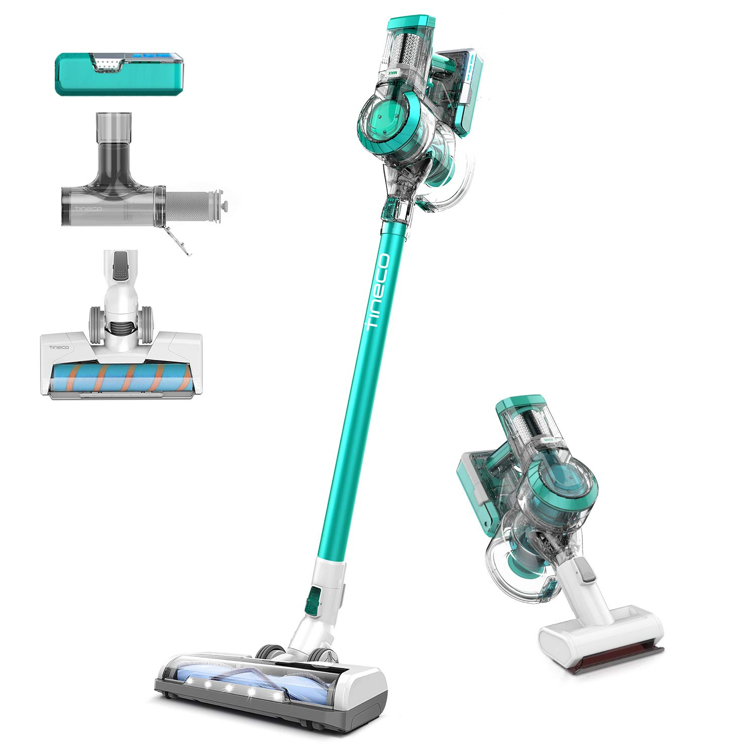 8. Tineco A11 Cordless Vacuum Cleaner