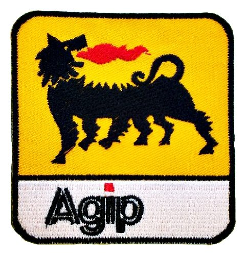 agip-oil-lubricant-racing-f1-formula1-one-logo-t-shirts-ga01-patches