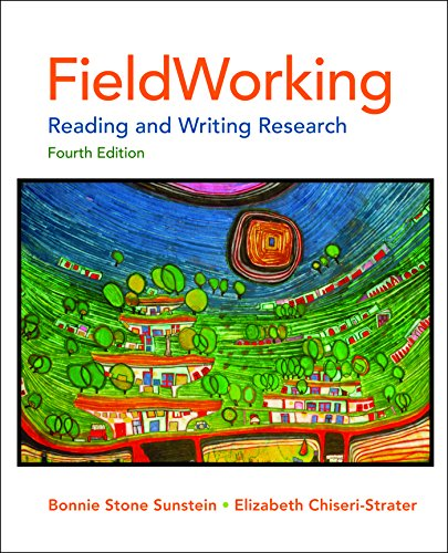 Fieldworking:Reading+Writing Research