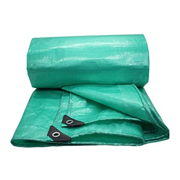 Lonas Lona Impermeable a Prueba de Lluvia Tela de Lona Engrosamiento de Tela de plástico Espesor ...