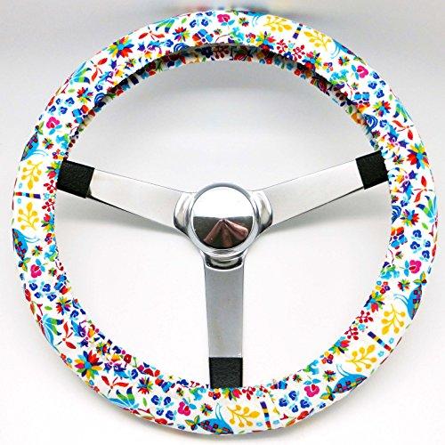 daisies steering wheel cover - 6