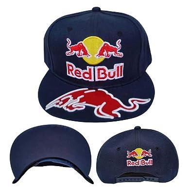 DGSFHD Red Bull Hat Red Bull Gorra de béisbol: Amazon.es: Ropa y ...