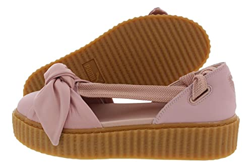 ae028aaadf26 Image Unavailable. Image not available for. Colour  PUMA Women s Fenty x Bow  Creeper ...