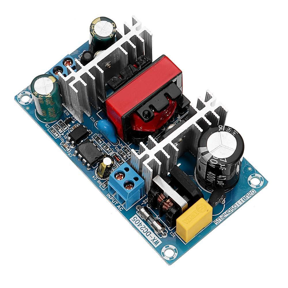 New DC 12V4A 50W Switching Power Supply Module AC110//220 to DC12V Bare Board