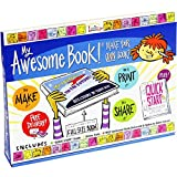 My Awesome Book - Create, Write and Illustrate Your Own Premium Size Hardcover Book Kit