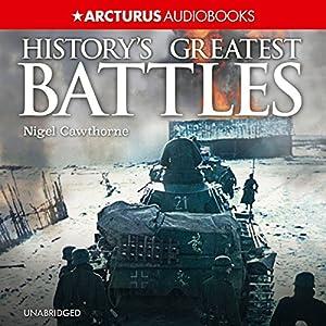 History's Greatest Battles: Masterstrokes of War Audiobook
