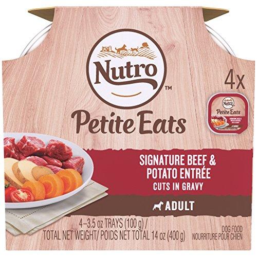 NUTRO Small Breed Adult Petite Eats Wet Dog Food