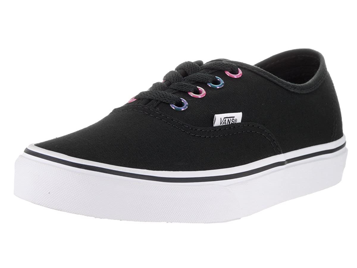 Vans Unisex Authentic (Multi Metallic) Blk Trwht Skate 18f4dd