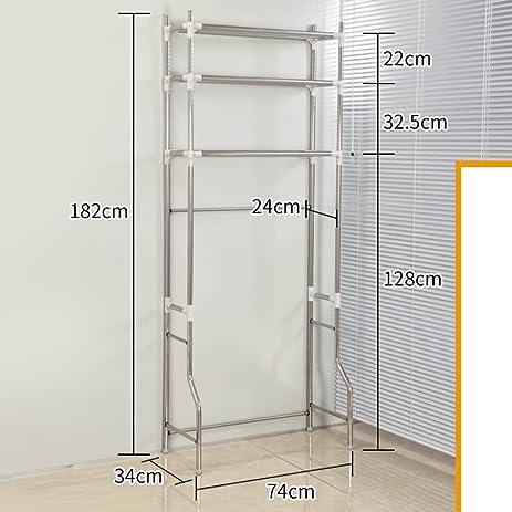 Delicieux Washing Machine Storage Rack/Bathroom Racks/Floor Bathroom Toilet Rack/  Toilet Toilet Shelving