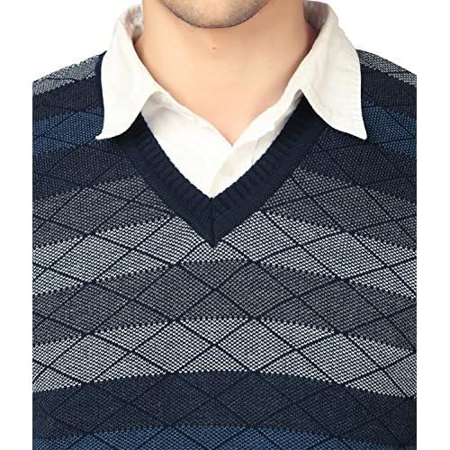 61s5bXL0nHL. SS500  - aarbee Men's Sweater
