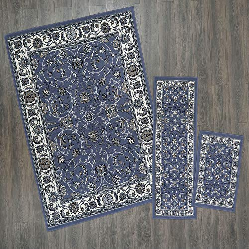 Home Dynamix Ariana Badah Area Rug 3 Piece Set (4'11