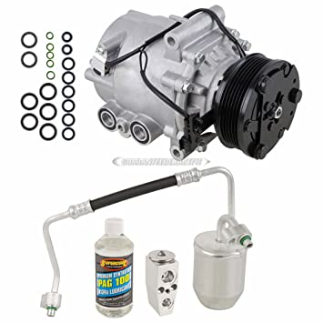 AC Compressor w/A/C Repair Kit For Saturn Vue 3 5L V6 2006 2007 -  BuyAutoParts 60-81286RK New