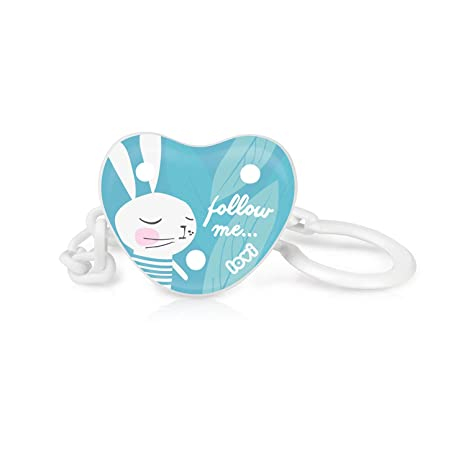 LOVI Follow the Rabbit - Cadenita sujetachupetes: Amazon.es ...