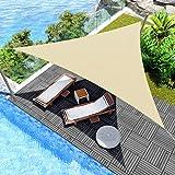 12' x 12' x 12' Sun Shade Sail UV Block Fabric