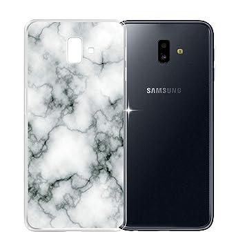 coque de telephone samsung j6 marbre