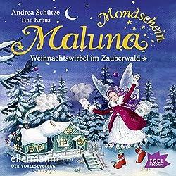 Weihnachtswirbel im Zauberwald (Maluna Mondschein 4)