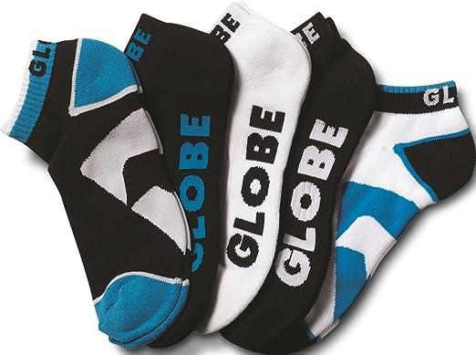 Globe GB70919041 Calcetines, Hombre, Negro, Única: Amazon.es: Ropa y accesorios
