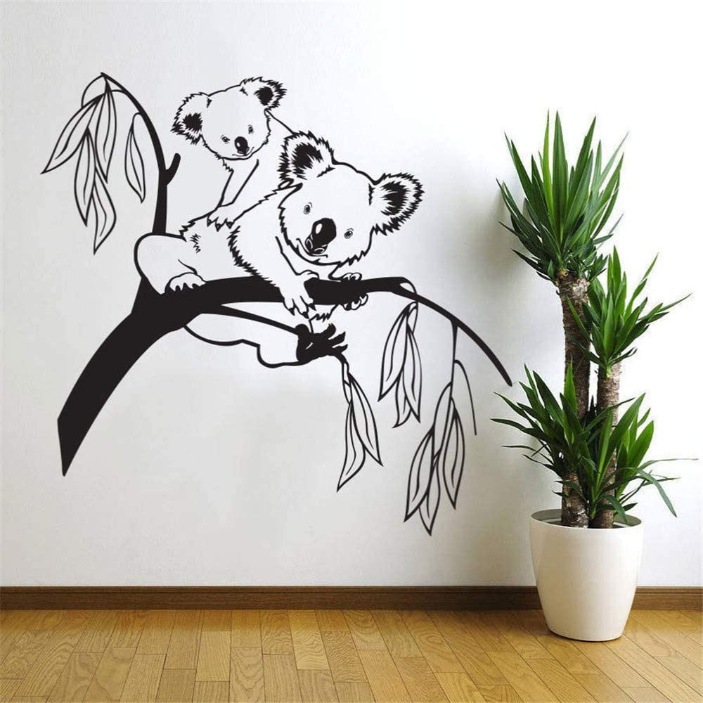 GJQFJBS Ramas de árbol encantadoras de alta calidad Koala Bear ...