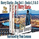 The Harry Starke Series: Books 1-3: The Harry Starke Series Boxed Set Audiobook by Blair Howard Narrated by Tom Lennon