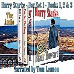 The Harry Starke Series: Books 1-3: The Harry Starke Series Boxed Set | Blair Howard
