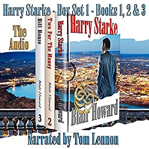 The Harry Starke Series: Books 1-3 Hörbuch