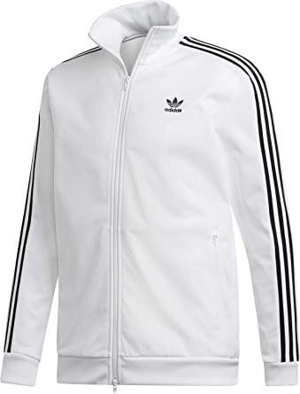 adidas Originals Blousons ete dv1521 Beckenbauer TT Blanc