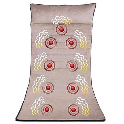 Cojín Masajeador Silla de Masaje Shiatsu, Espalda, Cuello ...