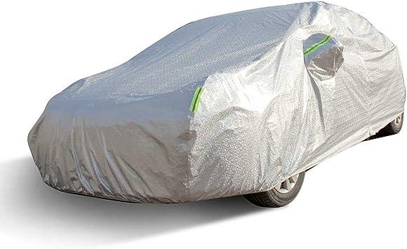 XXL Full Car Cover Effectively Block Sun UV Radiation Waterproof /& Prevent Dust