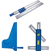Kreg Accu-Cut XL Saw Track Guide with Square-Cut & Multi-Mark Measuring Tool