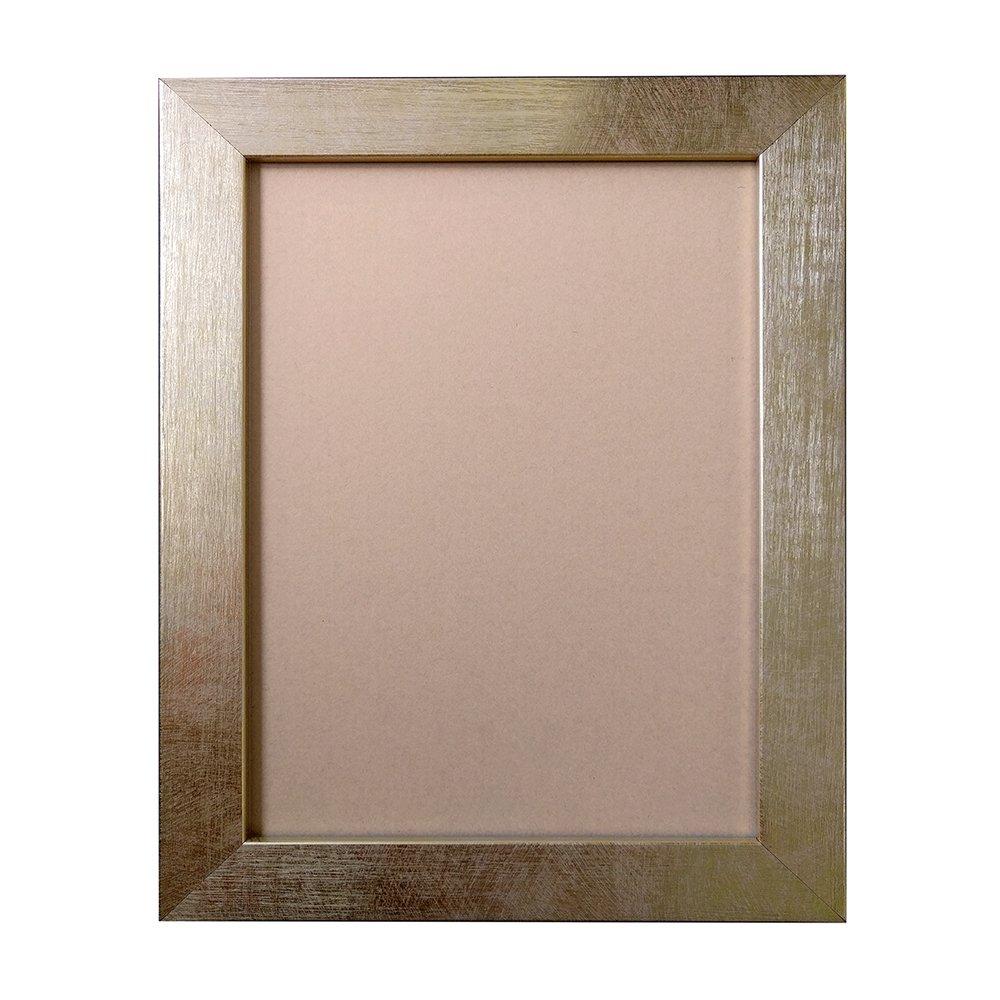 アルナ 油縁 ボックス 油彩 樹脂 額縁 「ダブルフレーム」 ゴールド F15 61319 B077VGV9JY F15|ゴールド ゴールド F15