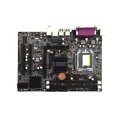 Asiproper G41 PC Motherboard, Tarjeta madre LGA771 Soporte ...