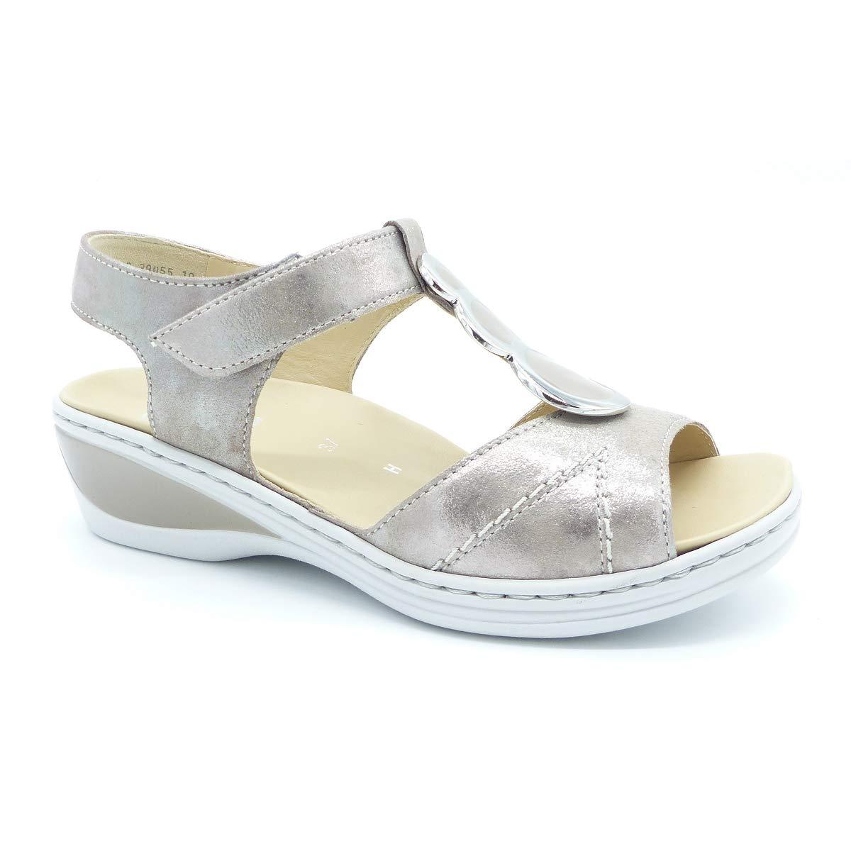 Beige ARA Damen Sandaletten 12-39055-10 beige 613818