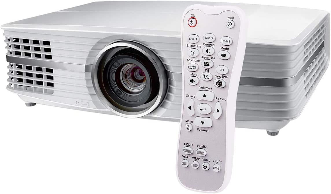 Aimple - Mando a Distancia para proyector Optoma HD25 HD25-LV HD26 ...
