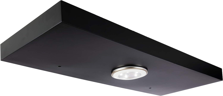 LED Alcove Floating Shelf Kit Width 1500 mm to 2050 mm Chunky