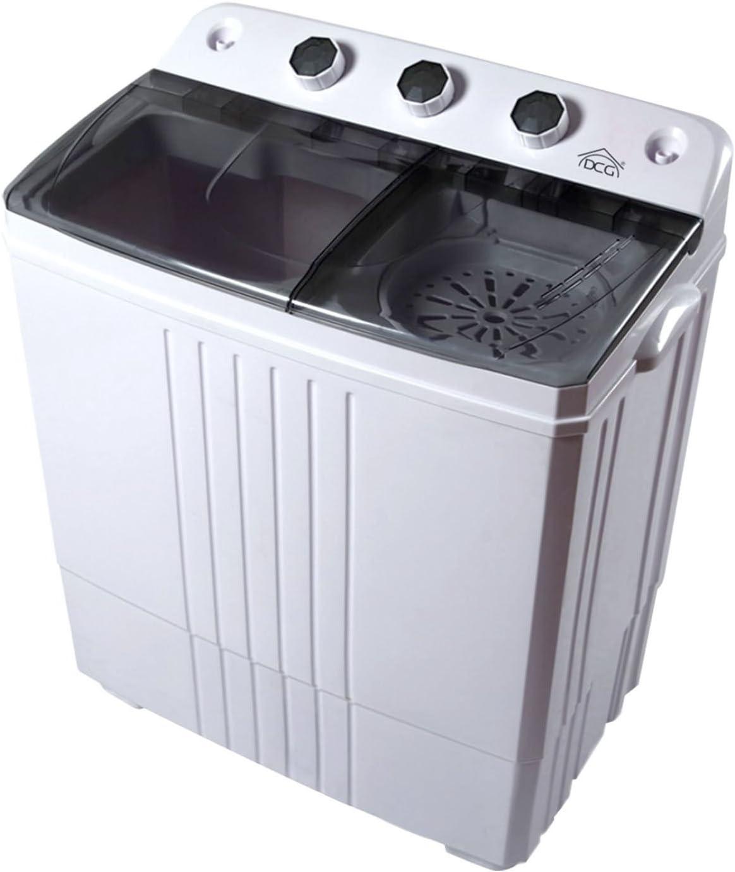 DCG ML5970 Mini Washing Machine 4.5 kg with Centring Camper Campeggio Barca
