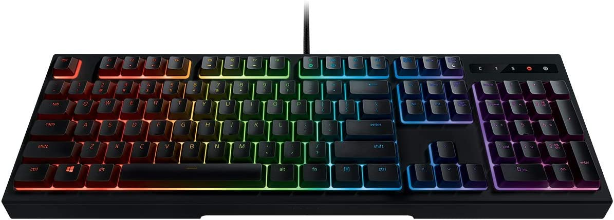 IDS Home Ornata Chroma Modern Design Rainforest Tarantula Full Color Light Film Mechanical Keyboard