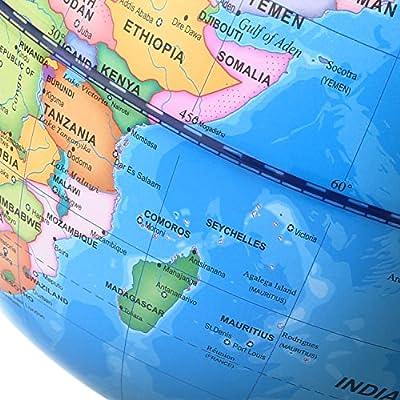 AuAg Interactive World Globe for Kids 9