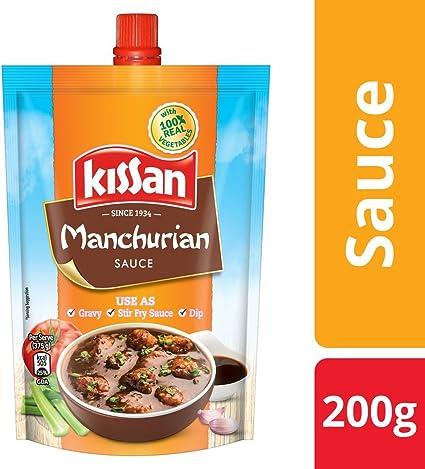 Kissan Sauce, Manchurian, 200g