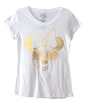 f68f98d8a0423 Amazon.com: Disney Classic Polka Dot Minnie Mouse Front and Back ...