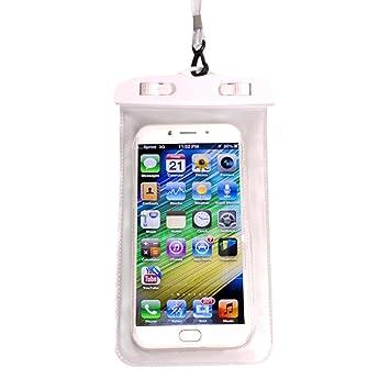 best website 73962 a0f3c Amazon.com: Fheaven (TM) Waterproof Phone Pouch Summer Swimming ...