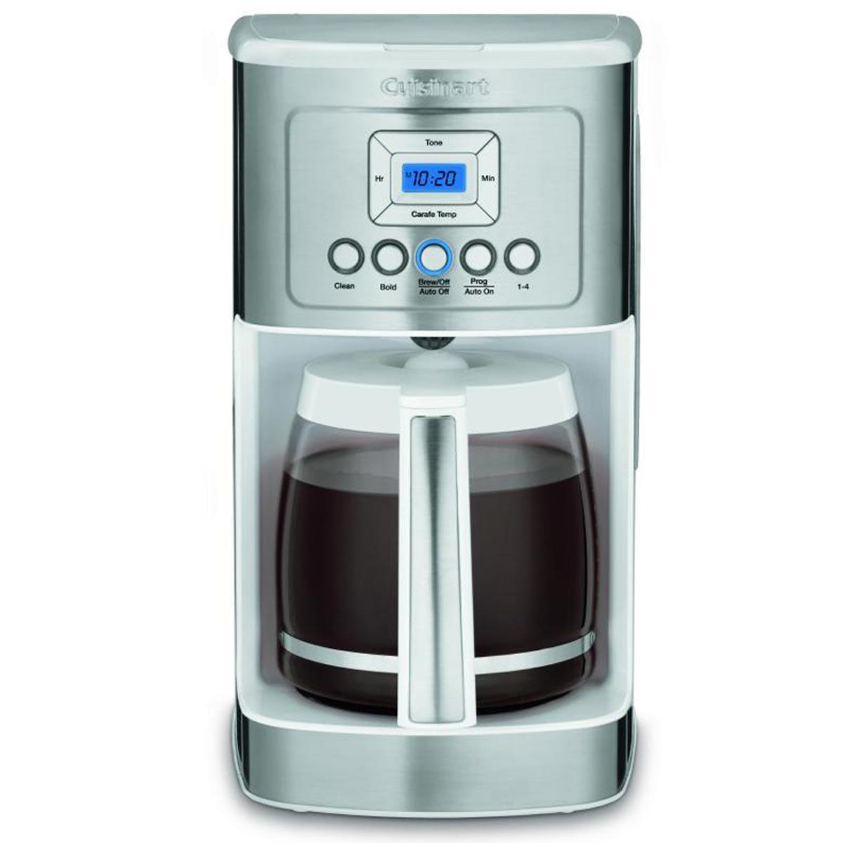 Amazon.com: Cuisinart DCC-3200W Perfect Temp 14-Cup Programmable ...