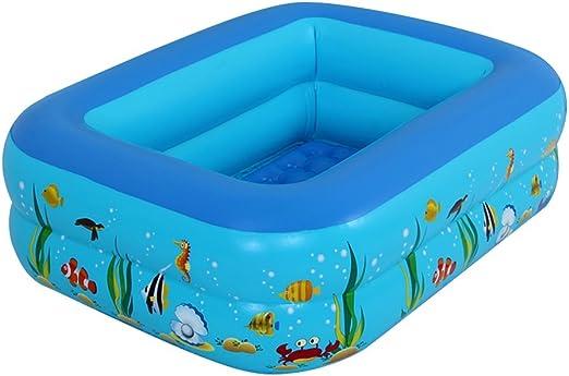 Hw bathtub Piscina hinchable de seguridad para niños y bebés ...