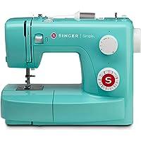 SINGER Simple 3223G - Máquina de coser (Turquesa
